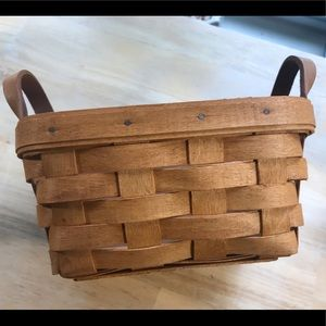 Longaberger Tea Basket (1994)